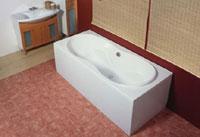 fürdőkád,hagyományos,fürdőszoba