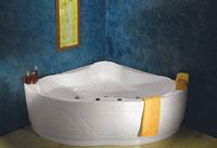 Sarok kád,acryl kád,fürdőkád,fürdőszoba