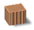 porotherm, 30 HS, új termék, falazat építés, üregsorok, jobb hőszigetelő, vázkötő, hőszigetelő