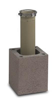 schiedel multi, egyedi fűtőberendezés, gyűjtőkémény, energiamegtakarító, hőcsrélő elv, hasznosító, zért égésterű, kevert rendszer, több készülékkel