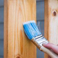 Kerítések javítása és festése