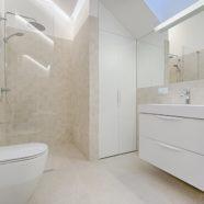Kreatív ötletek kis fürdőszobához