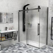 Fekete szaniterek – a modern fürdőszoba alapjai